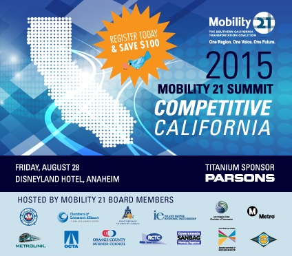 Mobility 21 Competitive California