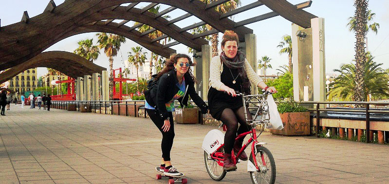 """Could Electric Bikesharing be the """"Car-Killer"""" America's Been Waiting For?"""