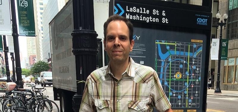 Innovator Profile: Sean Wiedel, Chicago Department of Transportation