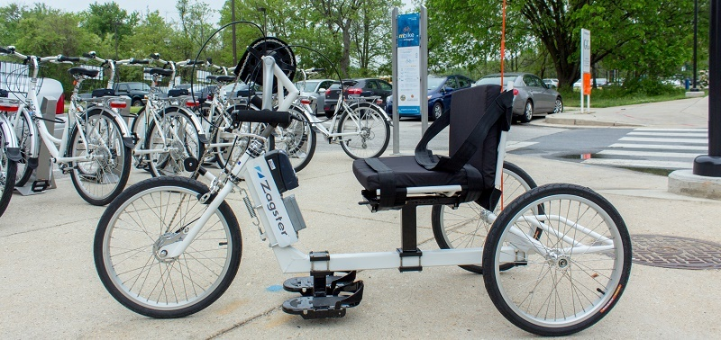 Can Bikesharing Serve Disabled Riders?