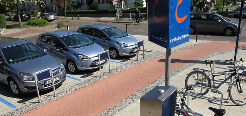 Build Your Own Mobility Hub: 7 Lessons for Cities from Bremen, Germany