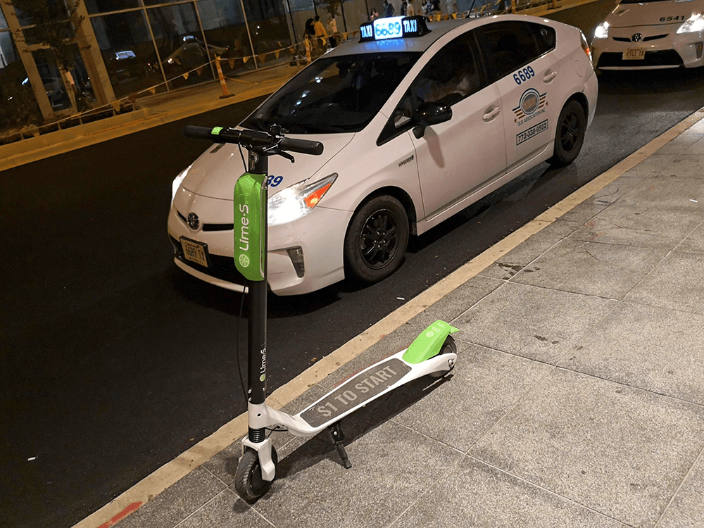 Top 5 Shared Mobility Events of 2018