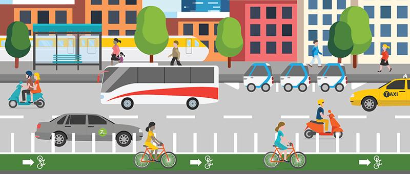 Mobility Hub Newsletter: October 17, 2019
