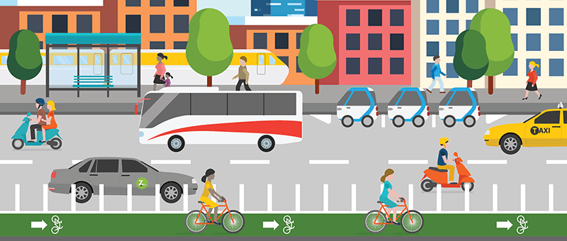 Mobility Hub Newsletter: March 20, 2019