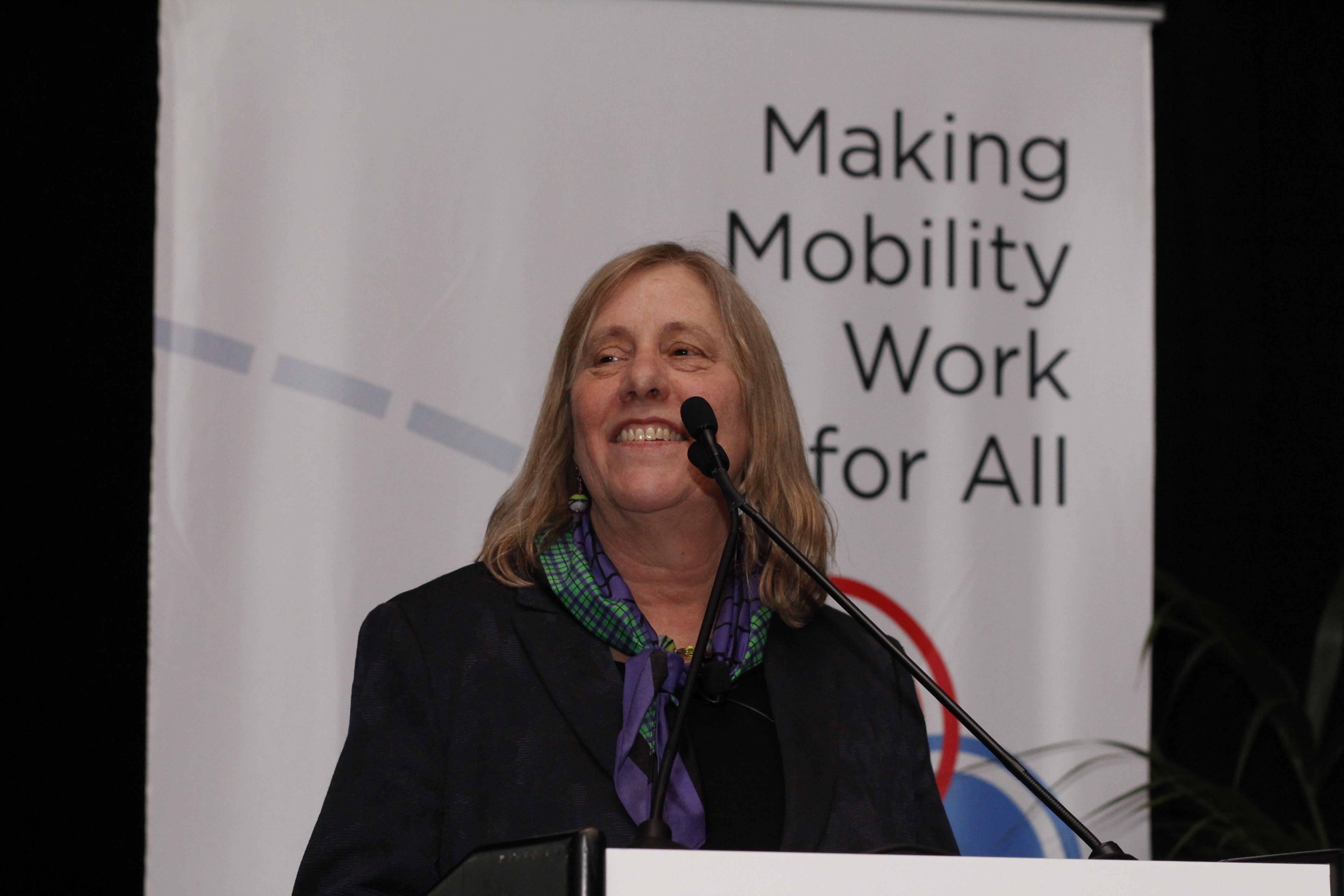 SUMC Executive Director Sharon Feigon's Top Ten Summit Takeaways