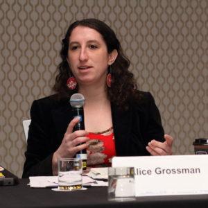 Alex Grossman of the Eno Center for Transportation