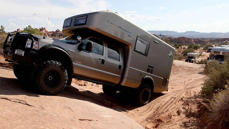 offroad camper