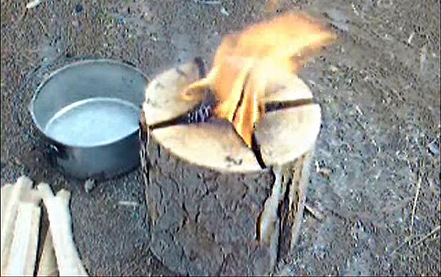 swedish fire stove
