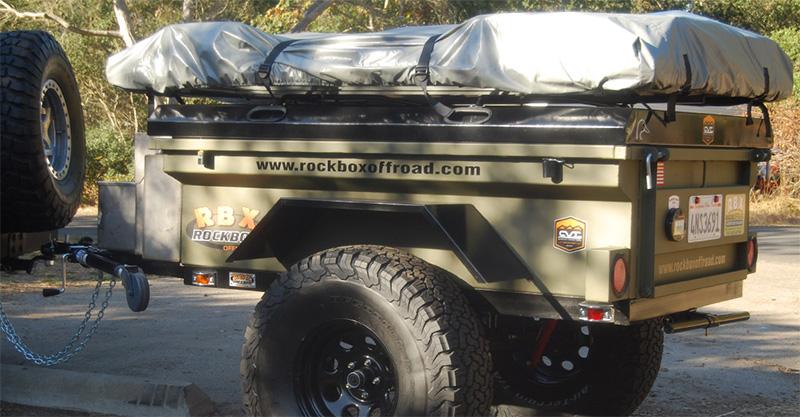 rockbox m416 trailer