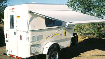 little joe mini camper trailer