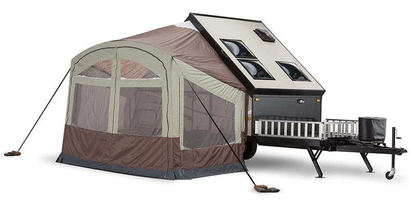 jayco a frame trailer camping