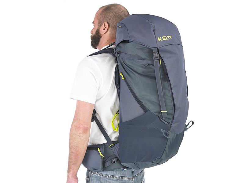 kelty catalyst 65 backpack perfect fit suspension