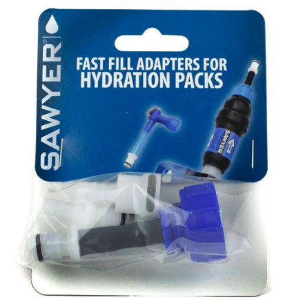 sawyer hydration pack adapters