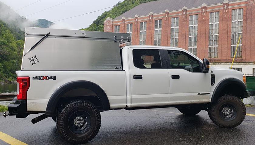 AT Habitat Ford Truck Camper
