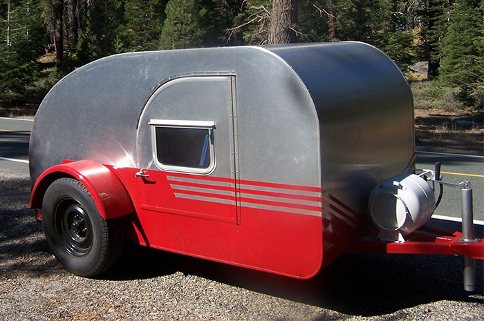 benroy teardrop trailer plans