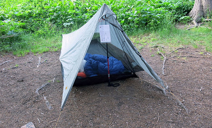 what is ultralight backpacking