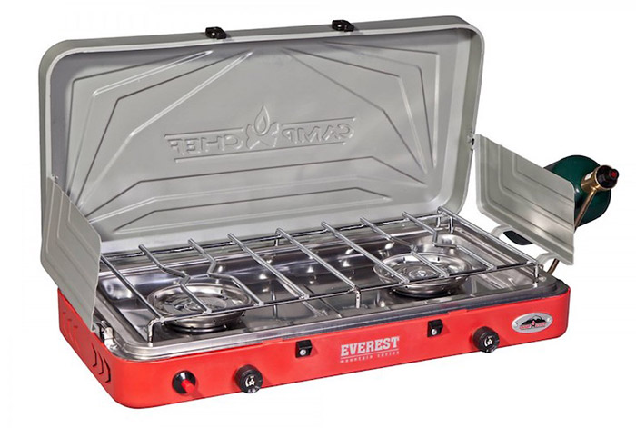 camp chef everent camping stove