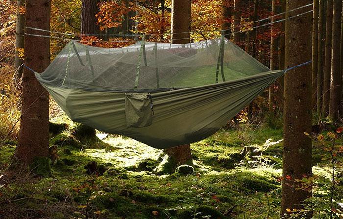 russe mosquito net hammock