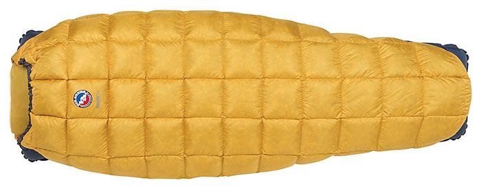 big agnes pitchpine ul45 camping quilt