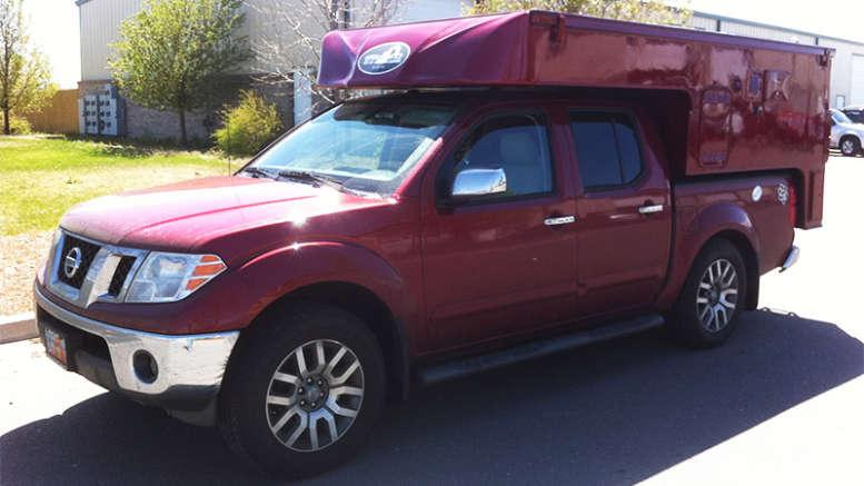 camper for nissan frontier