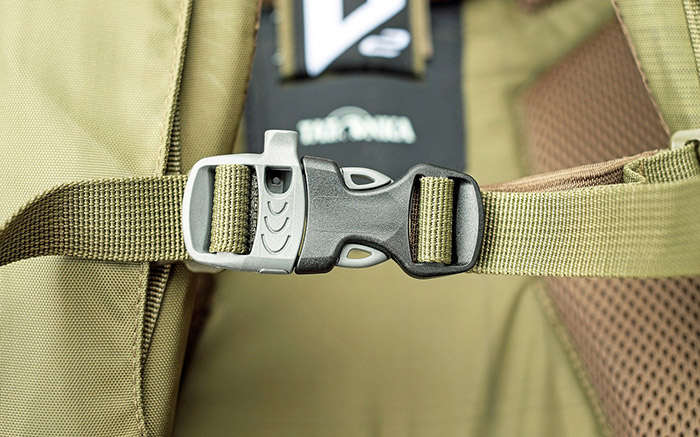 materials used in backpacking gear