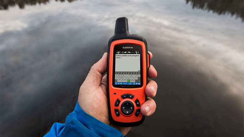 satellite messenger device