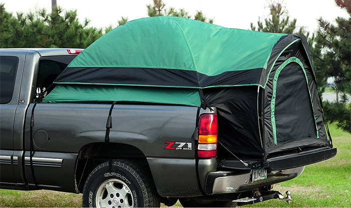 guide gear pickup bed tent