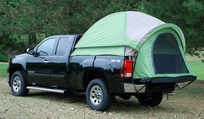 napier pickup truck tent