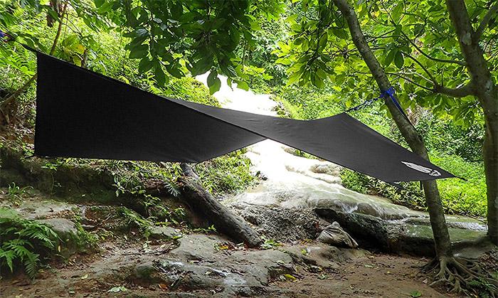 tarp shelter chill gorilla