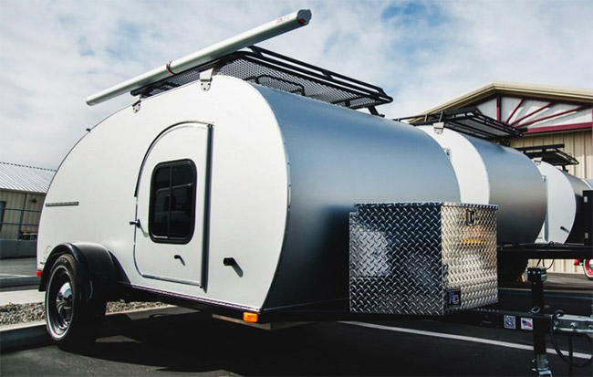 socal teardrop trailer