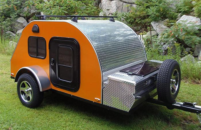 tc teardrop camper 5x8