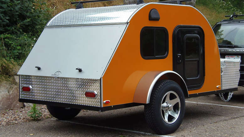 affordable teardrop campers