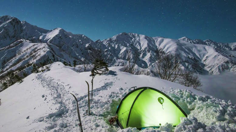 four season tents for winter camping
