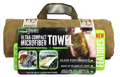 mcnett towel microfiber