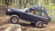 custom overland lexus lx 450 build savage camper