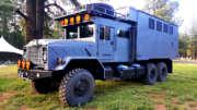 m934 military truck custom overland conversion