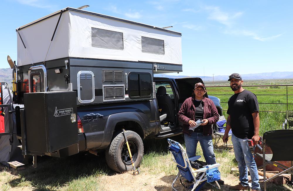 four wheel camper service technicians