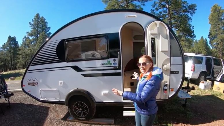 nucamp tab 400 at overland expo