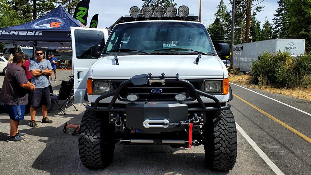 ford e350 adventure van four wheel drive