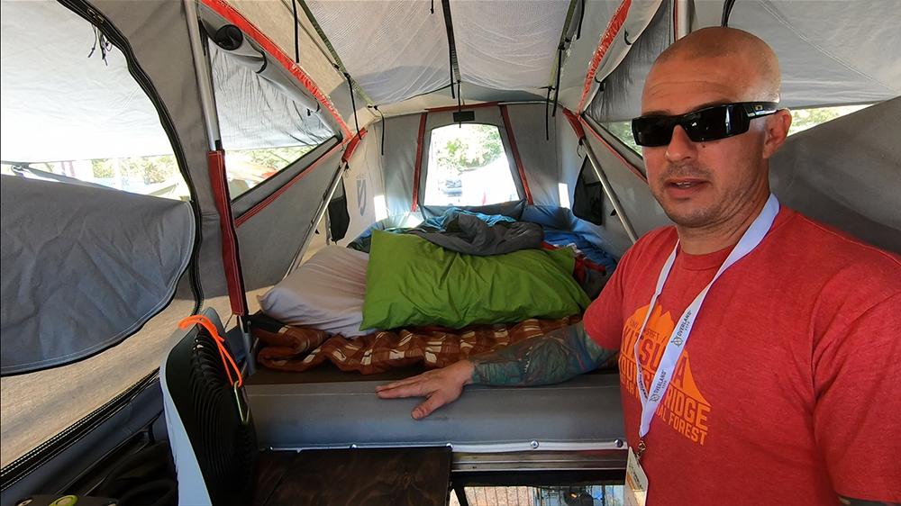 at habitat camper interior
