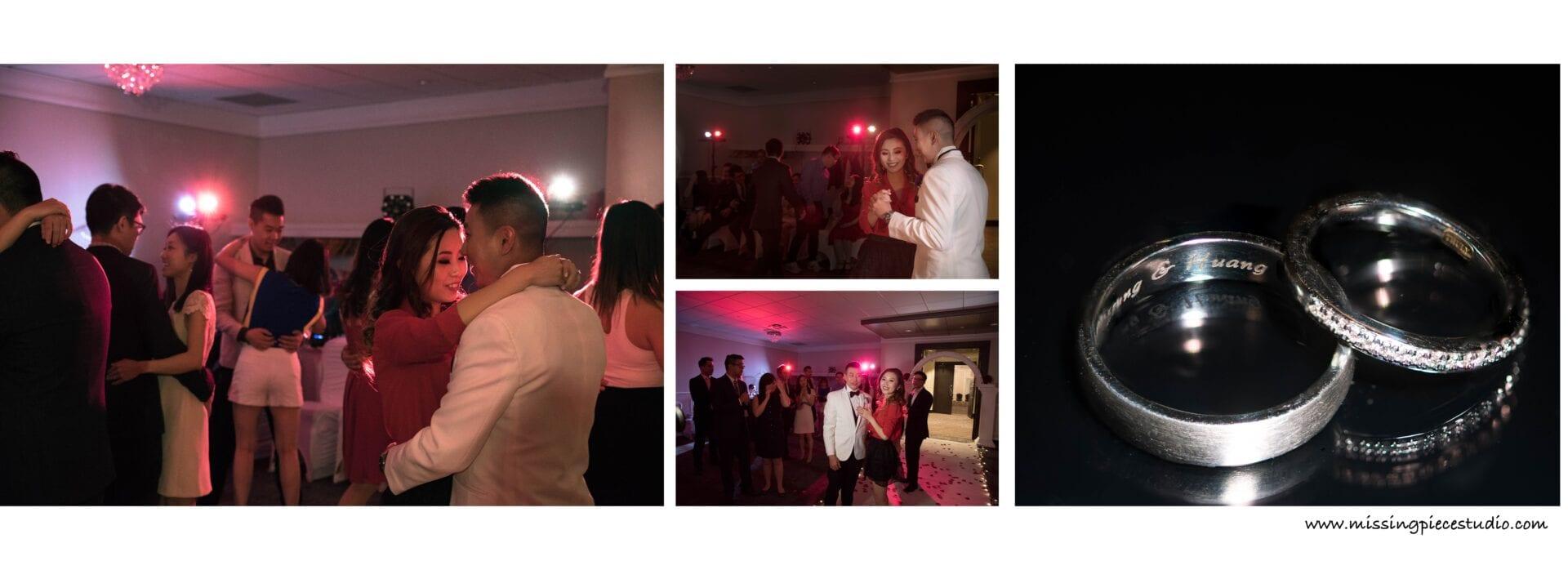 Edmonton Wedding – B & M