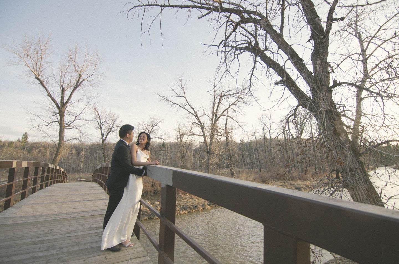 CM Peace Bridge Fish Creek engagement–17