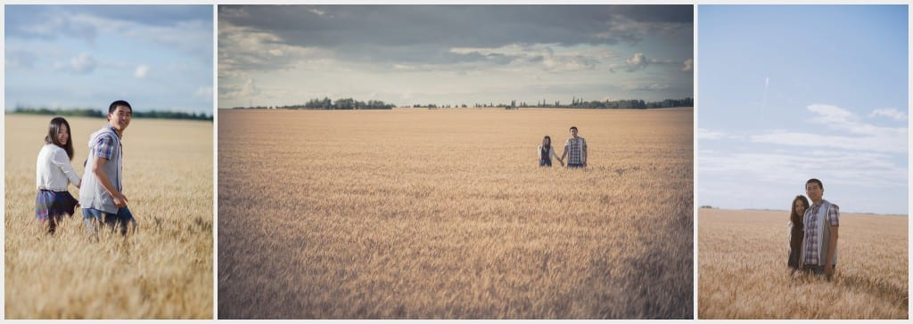-Calgary Wheat Field Edmonton Engagement Photography-_0005