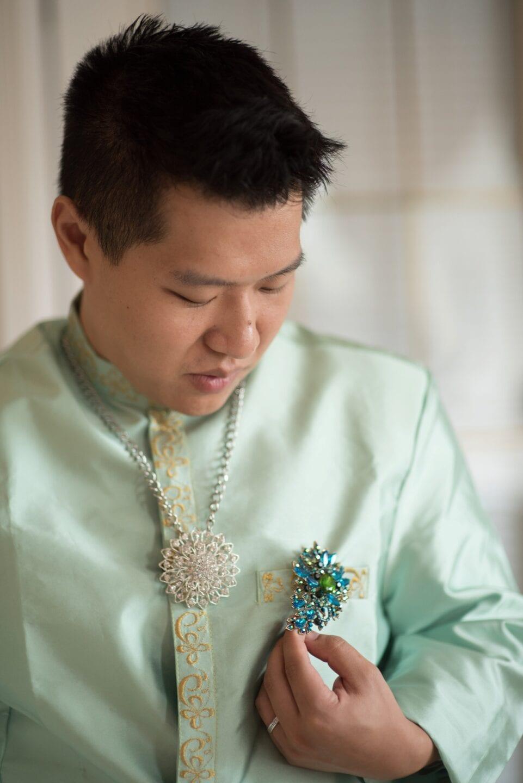 Cambodian Wedding Edmonton Calgary-fashion editorial groom