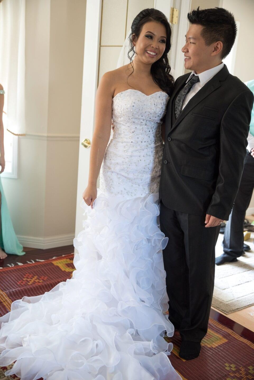 Cambodian Wedding Elopement Session Edmonton Calgary-First Look-001