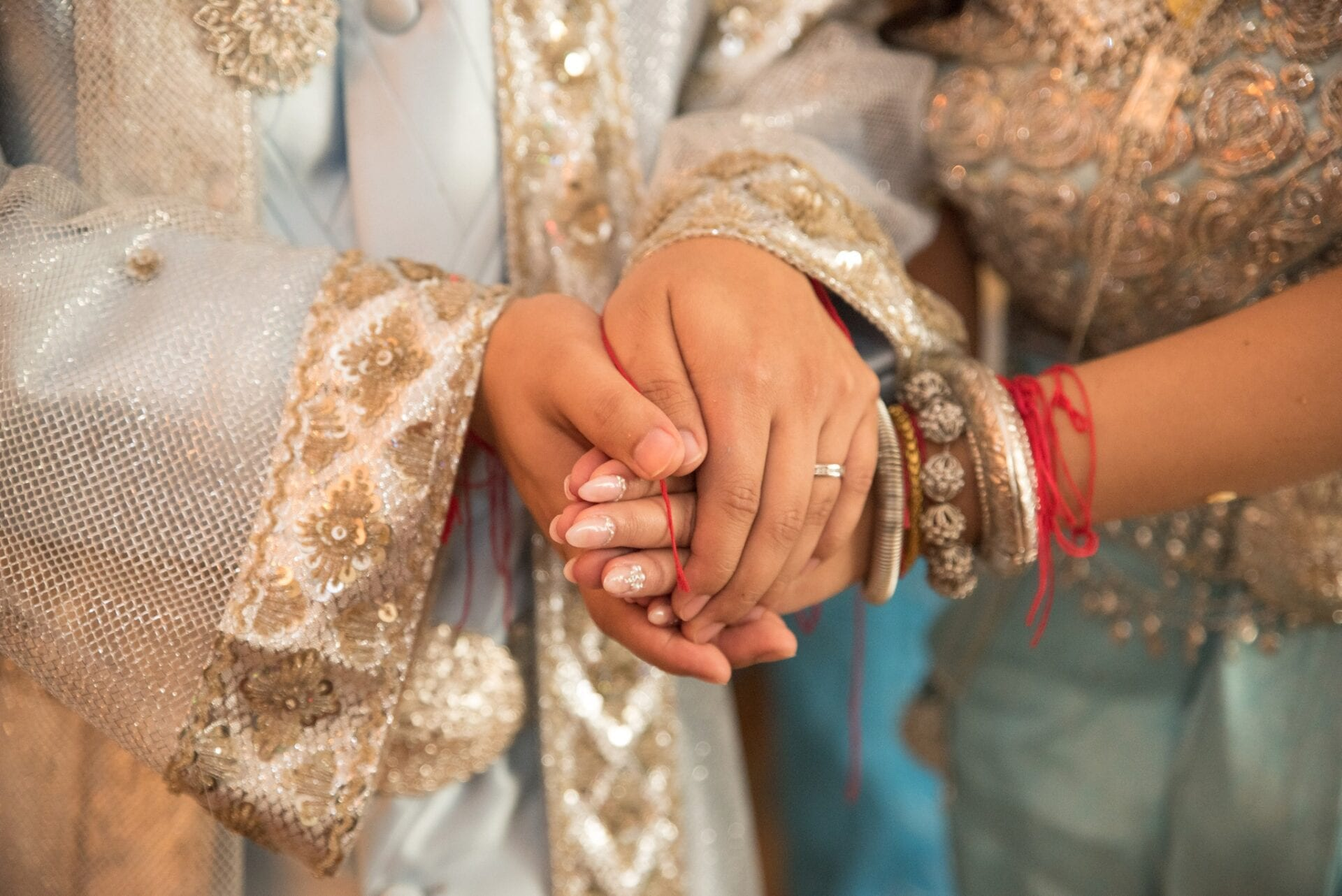 Cambodian Wedding knot tying ceremony- Edmonton Calgary