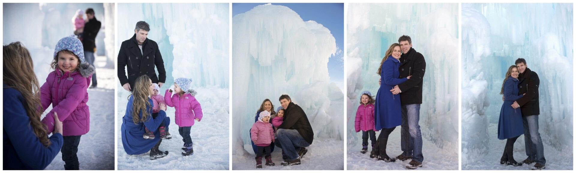 Edmonton-Winter-Family-Outdoor-Portrait-Photography-Ice-Castles