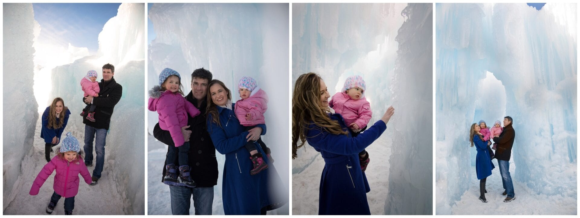Family-Outdoor-Portrait-Photography-Ice-Castles