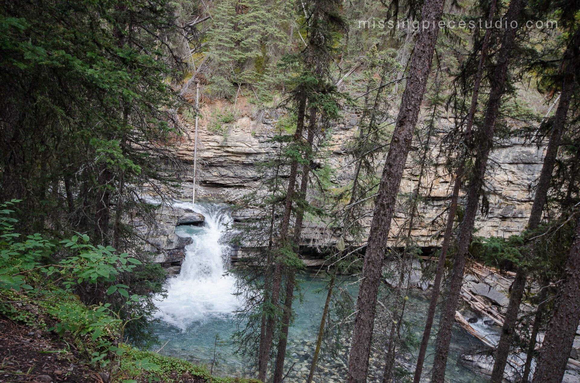 Johnston Canyon Creek-Banff Canada-Alberta057