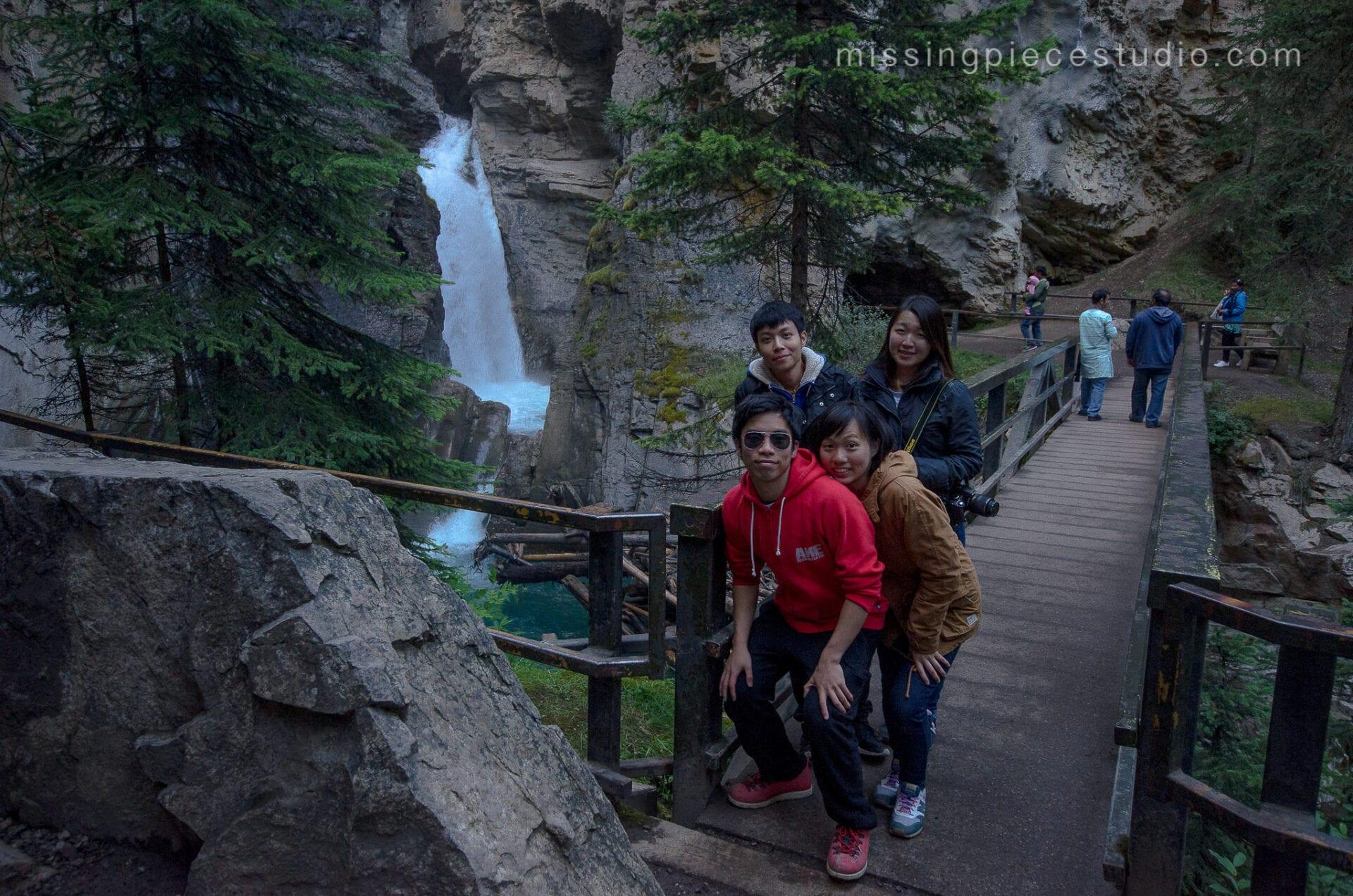 Johnston Canyon Creek-Banff Canada-Alberta128